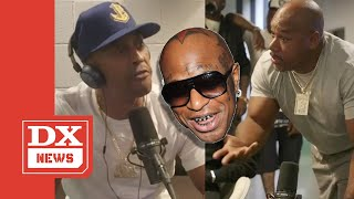 Gillie Da Kid Tells Wack 100 Birdman Is All Types Of Fake As Blueface Instigates