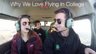 This Is Why College Pilots Love To Fly