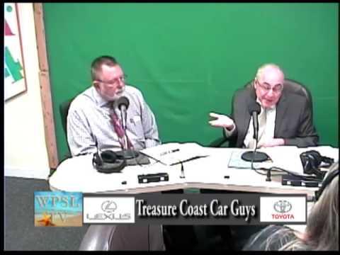 treasure coast car guys on wpsl 04 04 2017 youtube. Black Bedroom Furniture Sets. Home Design Ideas