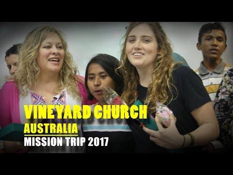 VINEYARD CHURCH AUSTRALIA MISSION TRIP - MERCY INDONESIA