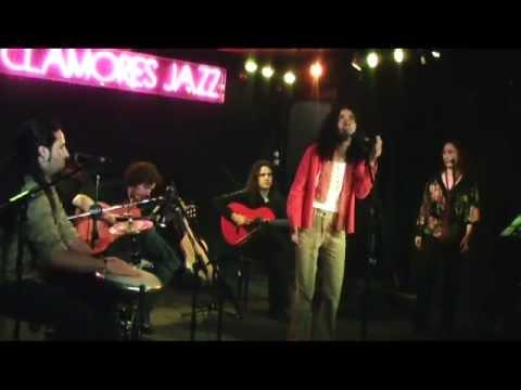 Arita mitteenn soledad concierto en clamores jazz for Conciertos jazz madrid