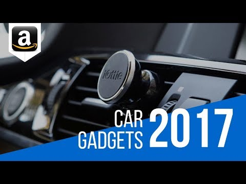 Top 7 Coolest Must-Have Car Gadgets and Car Accessories #2 (2017 - 2018)