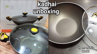 Meyer kadhai Unboxing / Review - hemanshi