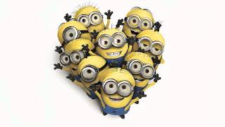 Despicable Me 2 - Happy - Pharrell Williams