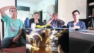 VÍDEO REACCIÓN- Shingeki no Kyojin capítulo 6 season 2- haicrew