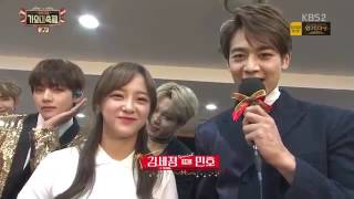 Download Video 161229 KBS interview bts×twice. V why you so cute? MP3 3GP MP4