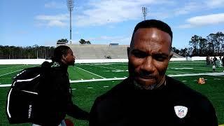 Tropical Bowl 2018 - American Team Head Coach R. Todd Littlejohn Post Game Interview