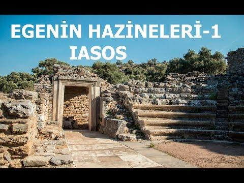 iasos Antik Kenti, Milas Muğla, Kıyıkışlacık Köyü -Egenin Hazineleri Bölüm 1