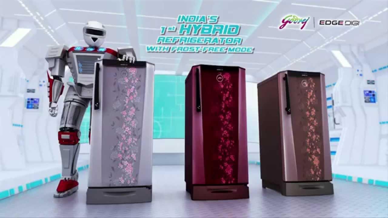 godrej refrigerator objective of study
