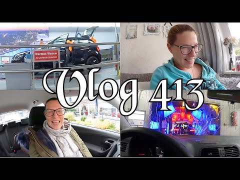 SSW 32/33 l Shopping Black Friday l Auto Reinigung l Baby Update l Vlog 413