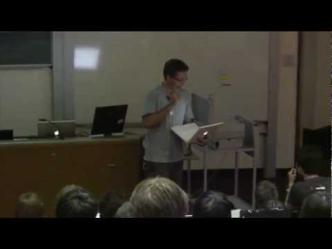CS3 lecture 14: Design in Computing - Richard Buckland (draft) UNSW COMP2911
