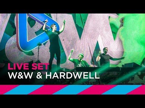 W&W & Hardwell & Vini Vici & Wildstylez (DJ-set LIVE @ ZIGGO DOME) | SLAM!