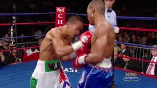 Celestino Caballero vs. Daud Yordan: Highlights (HBO Boxing)
