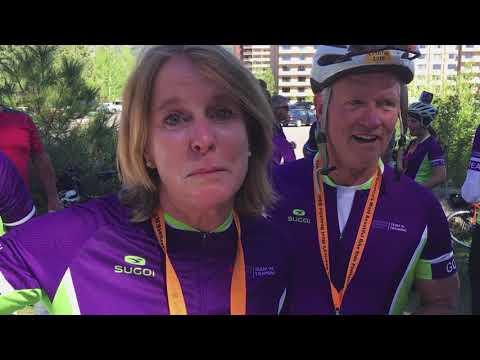 America's Most Beautiful Bike Ride 2018 - Team In Training