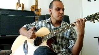 Palpite (Vanessa Rangel) - Violão Instrumental (Fingerstyle)