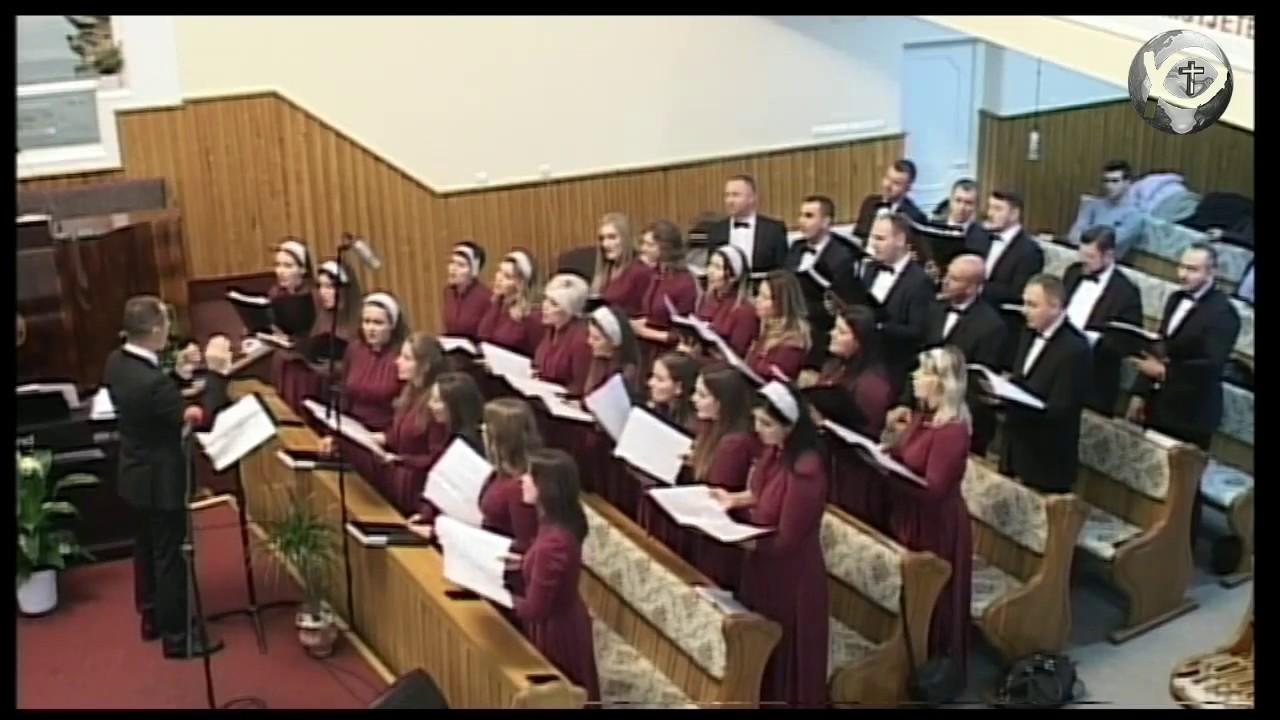 1 - Ukrajnai ifjusági énekcsoport vendégszolgálata - Ukrajnai ifjusági énekcsoport vendégszolgálata   A gyülekezet facebook oldala: https://www.facebook.com/krasznaibaptista/ A gyülekezet weboldala: http://www.kra