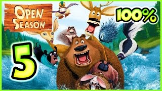 Open Season Walkthrough Part 5 (X360, Wii, PS2, PC, XBOX) 100% Mission 11 - 12