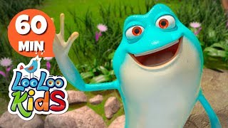 Download The Frog Song - Educational Songs for Children | LooLoo Kids