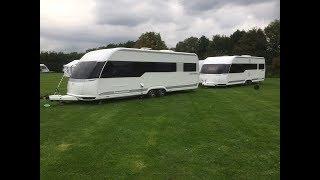 Hobby Premium Caravan Wohnwagen Treffen RV Trailer Nederland The Netherlands