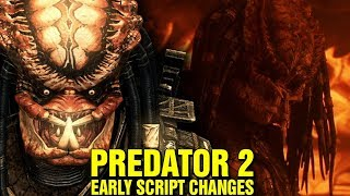 PREDATOR 2: SCRIPT CHANGES YOU NEVER SAW