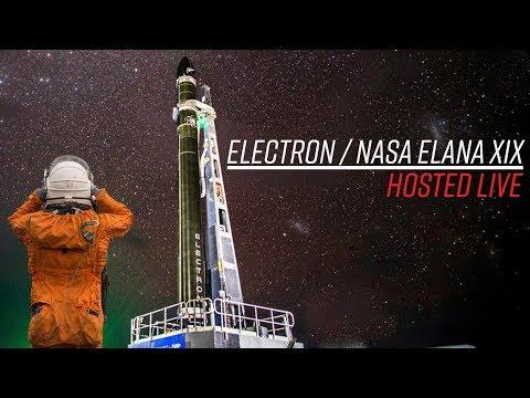Watch Rocket Lab launch NASA's ELaNa mission!