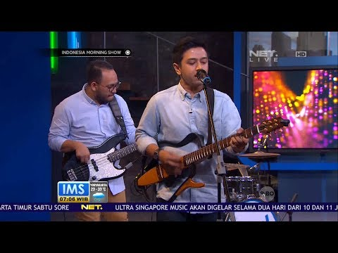 Hivi! - Gadis Sampul (Live at IMS)