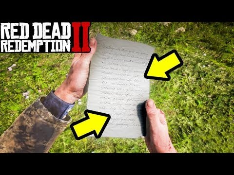 Secret Indian Mystery Found in Red Dead Redemption 2! thumbnail