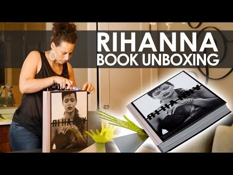 Rihanna Book Unboxing!