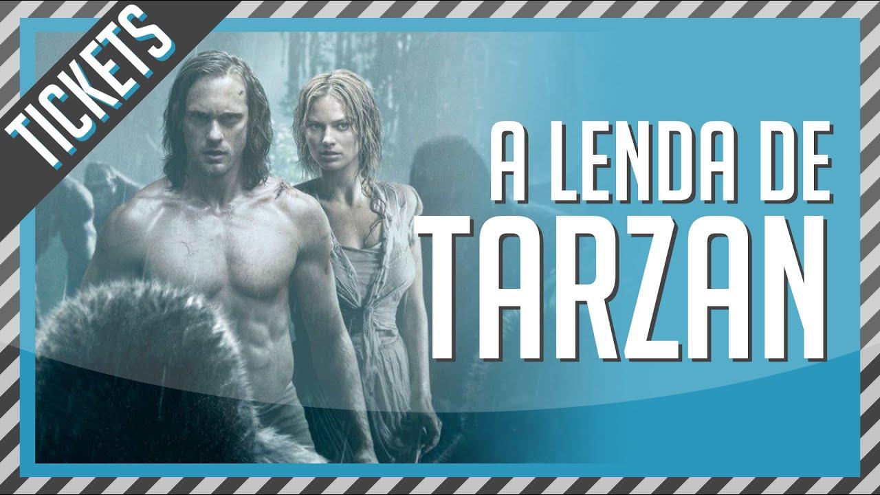 A Lenda de Tarzan | Crítica de Filme