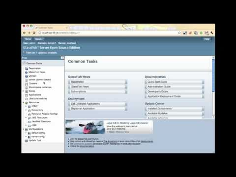 GlassFish 3.1 Clustering, High Availability And Centralized Administration