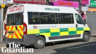 Listen to audio of G4S crew discussing how they could 'beat patient to a pulp'