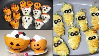 Кулинарный ВЫЗОВ: рецепты на Хэллоуин ★ Тестирую шоколадные вкусняшки