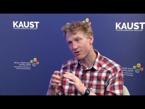 Alastair Humphreys speaks to KAUST Live