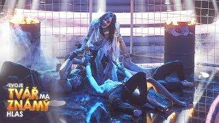 Jitka Boho jako Marilyn Manson Sweet Dreams