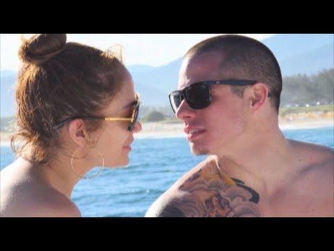 Jennifer Lopez & Casper Smart BREAK UP