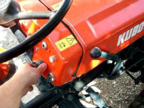 Manualslib has more than 174 Kubota Tractor manuals