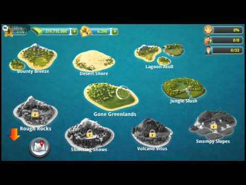 City Island 3 UNLOCKING ALL ISLANDS IN JUST 20 MINs