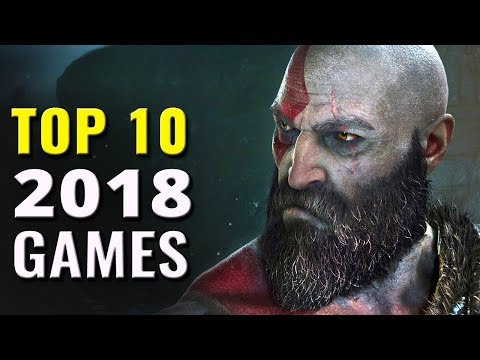 Top 10 Most Anticipated Games for 2018 | Switch, PC, PS4, and XB1 Games