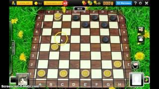 Супер способ игры в шашки!!! Так можно выиграть у любого соперника!!!
