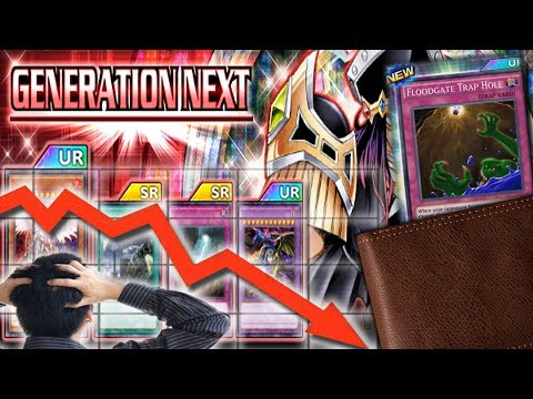 GENERATION NEXT, Heart Of The Credit Card! || YTDan || Yu-Gi-Oh! Duel Links