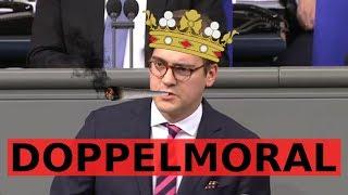Stephan Pilsinger - König der Doppelmoral - Zerstörung Legalisierungsdebatte Teil 1