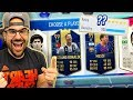 OMG YES! HIGHEST RATED FUT DRAFT! FIFA 19 Ultimate Team Draft