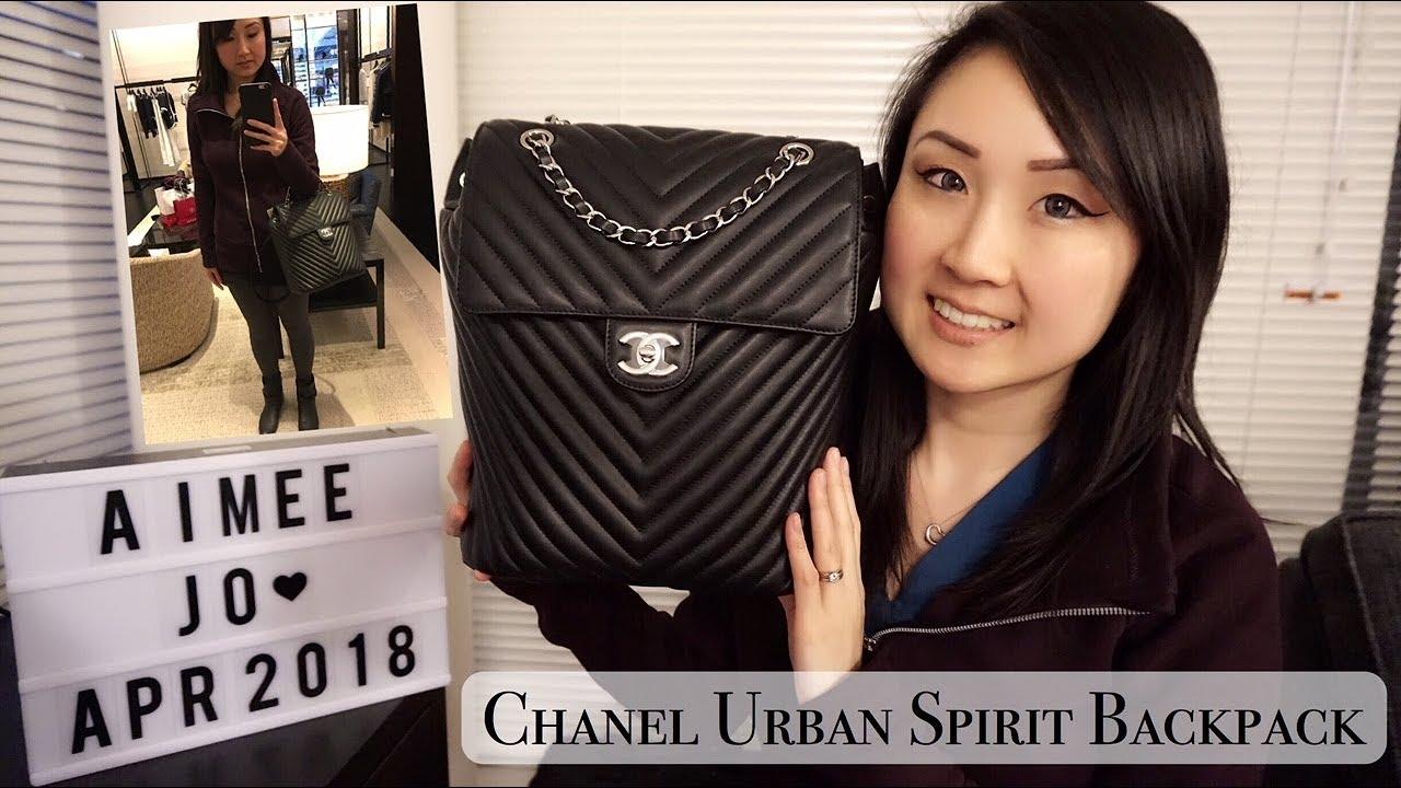 cb4c25b83f9407 Chanel Unboxing | Aimee Jo - YouTube