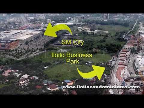 Lafayette Park Square Construction Update at Iloilo Business Park