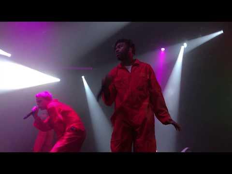 4 - GOLD & JELLO - BROCKHAMPTON (Live in Raleigh, NC - 1/29/18)