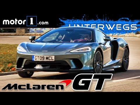 620 PS für 200.000 Euro: McLaren GT | UNTERWEGS mit Daniel Hohmeyer