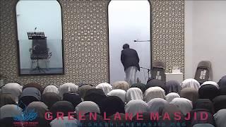 Day 4 - Taraweeh Prayer 2018 - Shaykh Tareq Moqbel   Shaykh Zakaullah Saleem