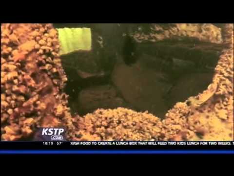 Crews Search for History on Bottom of Lake Minnetonka