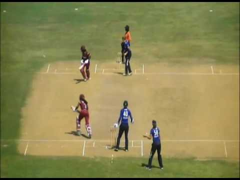 Stafanie Taylor Innings West Indies vs England 2nd ODI at T.M.P October 10,2016
