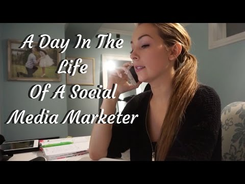 A Day In The Life Of A Social Media Marketer